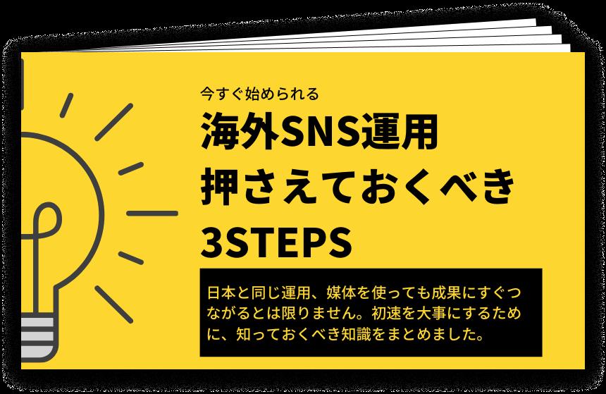 海外SNSの基本イメージ
